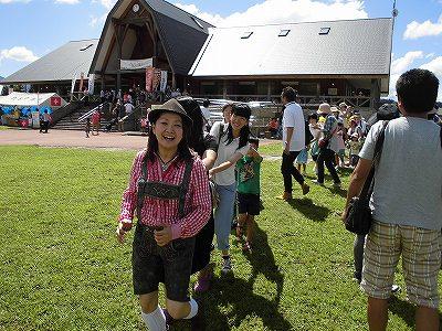 六呂師高原アルプス音楽祭