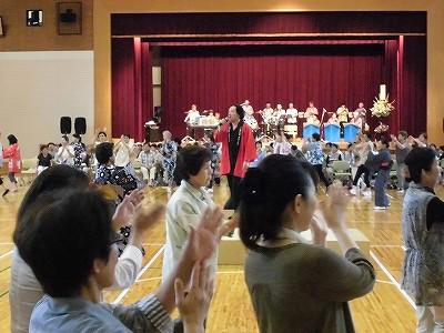 結の故郷・里芋音頭 踊り大会/どこまでもアマチュア & 清水ゆう・ハーバーライツオーケストラコンサート